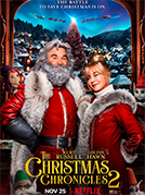 Les chroniques de Noel 2 (The Christmas Chronicles 2)