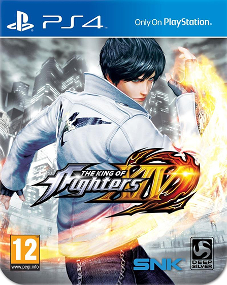 The King Of Fighters XIV - edition day one