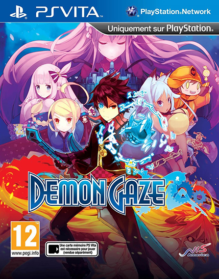 demon-gaze